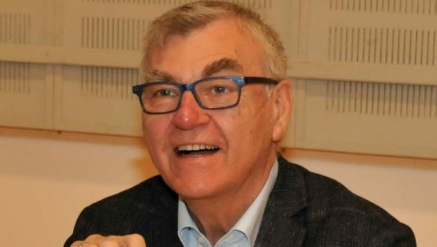 Der Schremser Bürgermeister Karl Harrer wird sein Amt zurücklegen. Zuvor will er aber in Ruhe die Nachfolge klären. (Bild: René Denk)