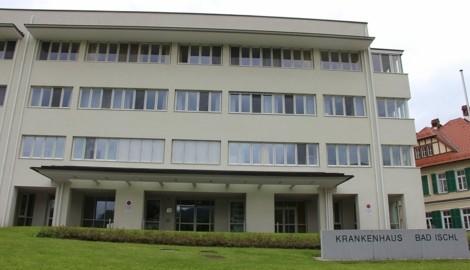 Krankenhaus Bad Ischl (Bild: Marion Hörmandinger)