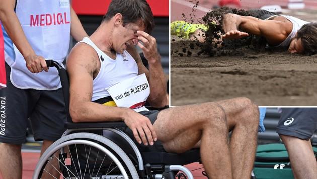 Thomas Van Der Plaetsen (Bild: APA/AFP/Andrej ISAKOVIC, APA/AFP/Ben STANSALL)