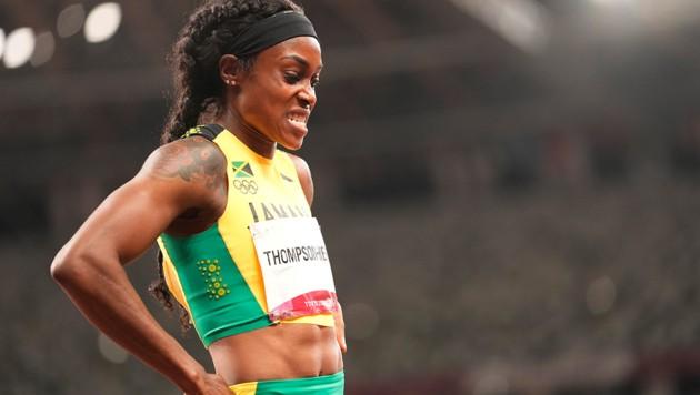 Elaine Thompson-Herah (Bild: AP)