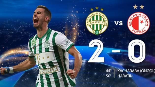 (Bild: Facebook.com/Ferencvárosi Torna Club)