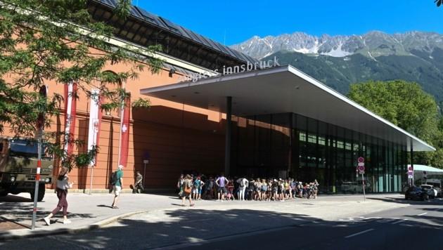 Zentraler Veranstaltungsort für den Tiroler Event-Herbst wird das Congress Innsbruck sein. (Bild: Liebl Daniel)