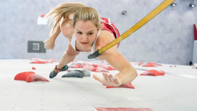 Jessica Pilz (Bild: AP)