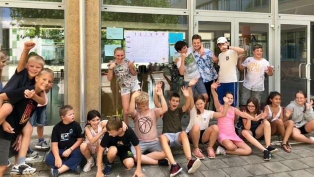 Burschen und Mädchen von 6 bis 11 werden im Kids Club betreut. Buchbar ist das Programm bis zu vier Wochen. (Bild: Neusiedler Kids Club)