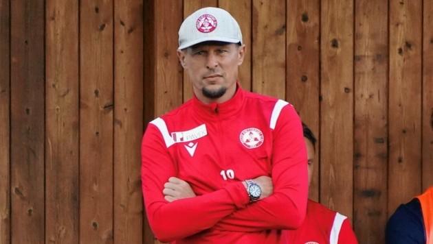 GAK-Trainer Gernot Plassnegger (Bild: Pail Sepp)