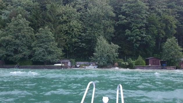 (Bild: Wasserrettung Salzburg)