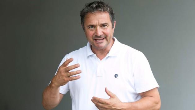 ÖVP-Nationalrat Norbert Sieber (Bild: Mathis Fotografie)