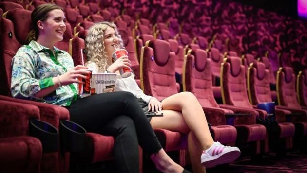 Diesen Sommer sind die heimischen Kinos wieder gut besucht. (Bild: Alexander Schwarzl)