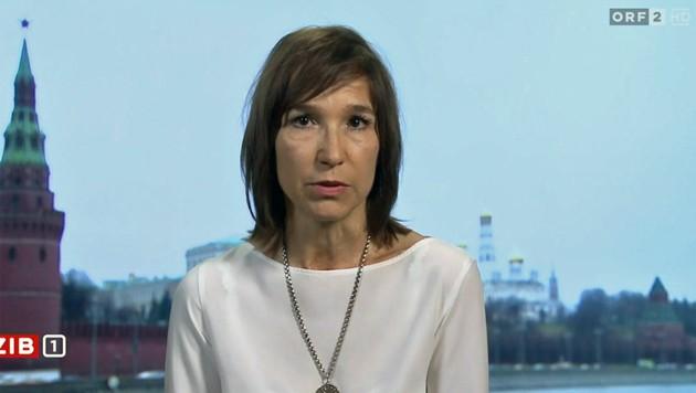 ORF-Korrespondentin Carola Schneider (Bild: tvthek.orf.at)