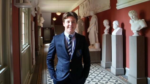 Prinz Christian von Dänemark (Bild: Keld Navntoft, Kongehuset)