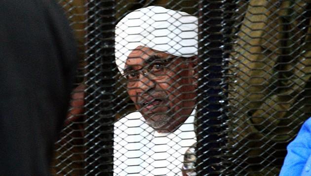 Omar al-Bashir (Bild: AFP)