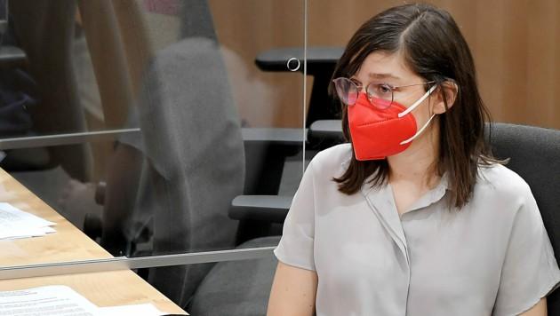 SPÖ-Klimasprecherin Julia Herr (Bild: APA/Roland Schlager)