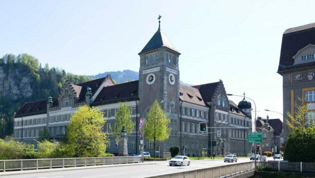 Landgericht Feldkirch. (Bild: Mathis Fotografie)