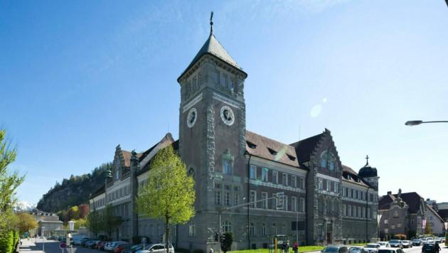 Am Feldkircher Landesgericht startet heute der mit Spannung erwartete Mordprozess gegen den 38-Jährigen. (Bild: Mathis Fotografie)
