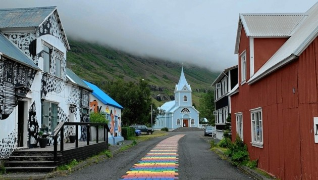 Vom Massentourismus ist in Island weit und breit keine Spur mehr. (Bild: Sandra Schieder)