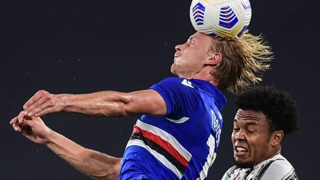 Morten Thorsby (Bild: AFP/Miguel Medina)