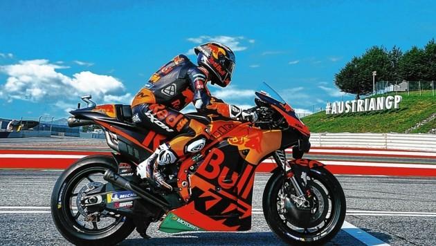Für die KTM-Piloten steigt heute das wichtigste Rennen des Jahres. (Bild: Sepp Pail)