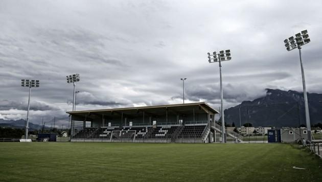 Das Licht im Austria-Stadion wird zukünftig eher nicht brennen. (Bild: ANDREAS TRÖSTER)