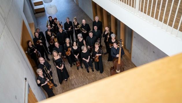 Freiburger Barockorchester (Bild: britt schilling)