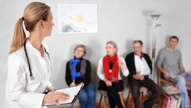 Steirische Ärzte orten eine unerfreuliche Entwicklung: Immer mehr Patienten tauchen ohne Absage nicht zu Terminen auf. (Bild: ©RioPatuca Images - stock.adobe.com)