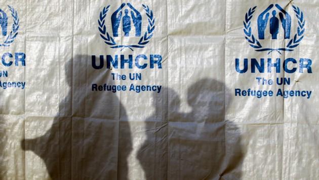 (Bild: AHMAD AL-ROBAYE/AFP)