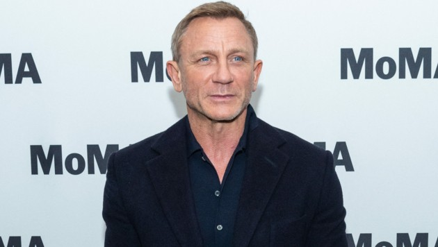 Daniel Craig (Bild: 2020 Getty Images)