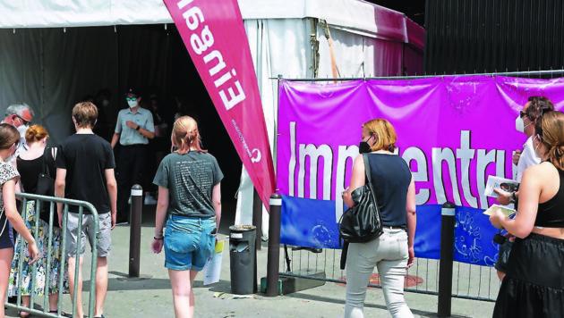 Über 60 Prozent der Vorarlberger sind zumindest erstgeimpft. (Bild: Mathis Fotografie)