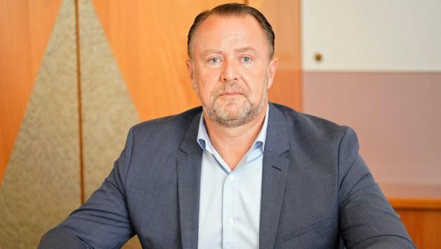Bürgermeister-Kandidat der ÖVP Wels: Andreas Weidinger (Bild: gewefoto - Gerhard Wenzel)