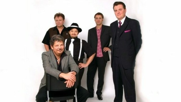 Am Freitag rockt die Mojo Blues Band im Klagenfurter Volxhaus. (Bild: zVg)