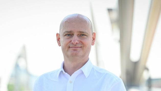 Linzer Vizebürgermeister Markus Hein (FPÖ) (Bild: Alexander Schwarzl)