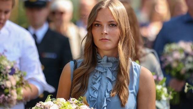 Norwegens Prinzessin Ingrid Alexandra (Bild: AFP)