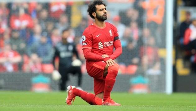 Mohamed Salah (Bild: AFP or licensors)