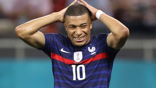 Kylian Mbappé (Bild: Copyright 2021 The Associated Press. All rights reserved)