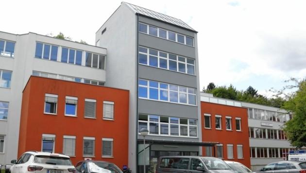 Das Asylheim in Graz-Andritz ist aktuell das einzige, das in der Steiermark vom Bund betrieben wird (Bild: Christian Jauschowetz)