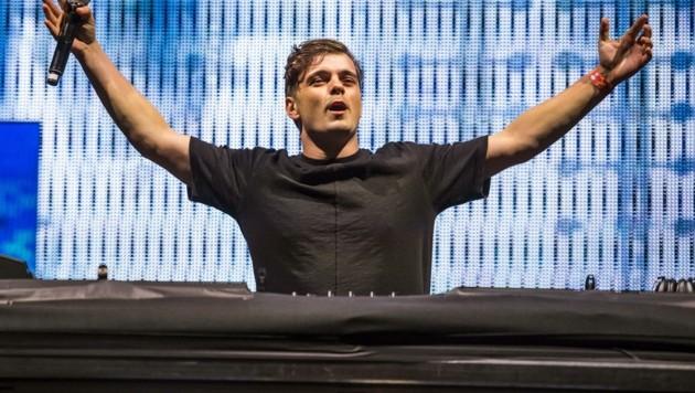 Martin Garrix wurde schon dreimal als bester DJ der Welt ausgezeichnet. (Bild: BOGLARKA BODNAR)