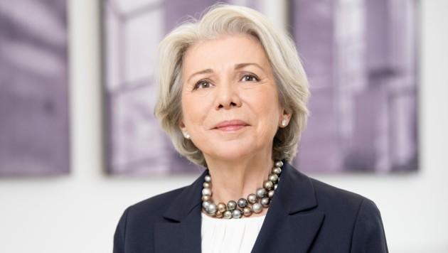Wirtschaftsanwältin Edith Hlawati, nunmehr designierte ÖBAG-Chefin (Bild: APA/ÖBAG/Georg Wilke)