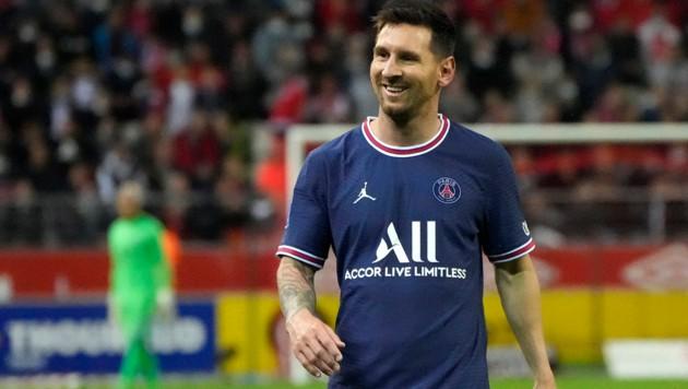 Lionel Messi (Bild: AP)