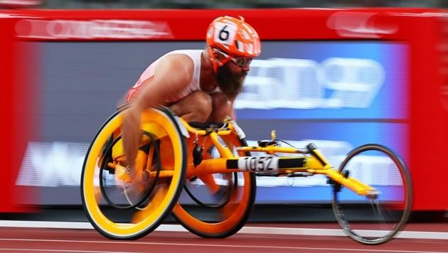 Bei seinen sechsten Paralympics als Vierter knapp an einer Medaille vorbei: Thomas Geierspichler. (Bild: ATHIT PERAWONGMETHA)