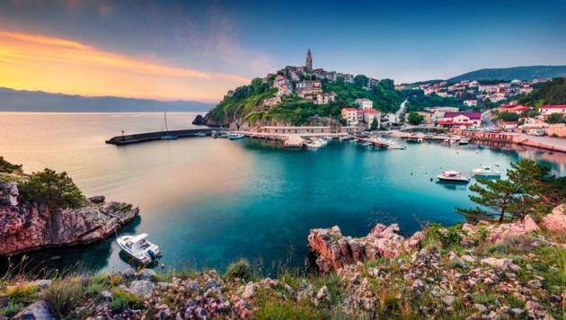 Ein 69-jähriger Österreicher wurde auf der Insel Krk getötet. (Bild: stock.adobe.com)