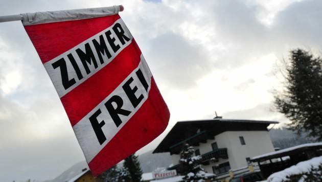Branchenvertreter bemängeln zu wenig Perspektive für den Wintertourismus. (Bild: APA/BARBARA GINDL)