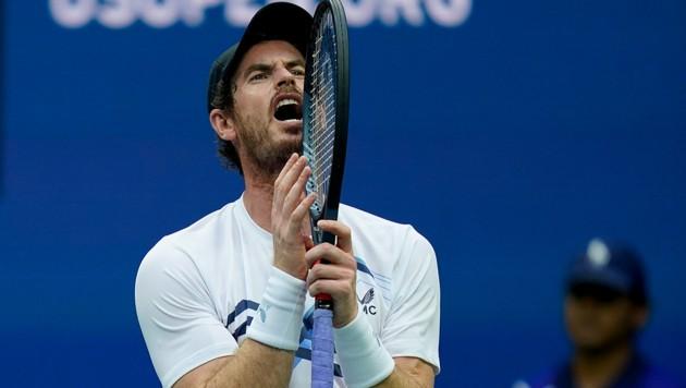 Andy Murray (Bild: AP)
