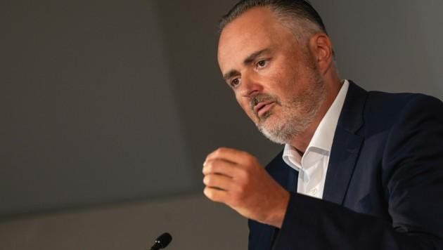 Landeshauptmann Doskozil reagierte verwundert über die ÖVP-Taktik und das Vorgehen der Grünen. (Bild: FOTOKERSCHI.AT / KERSCHBAUMMAYR)