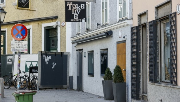 Im ehemaligen Take Five befindet sich nun der Club G7. (Bild: Tschepp Markus)