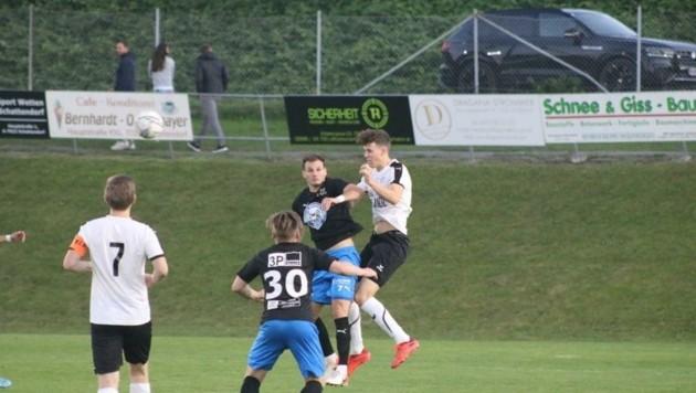 Schattendorf siegt im Derby gegen Rohrbach. (Bild: SV Schattendorf)