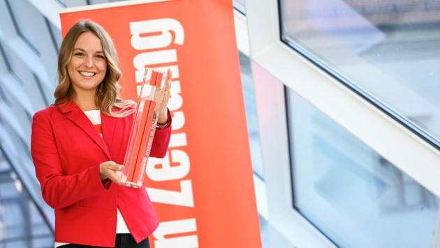 Im Schlossmuseum in Linz wurde der Landespreis für Innovation vergeben. (Bild: Alexander Schwarzl)