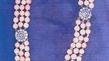 Wer hat dieses Collier aus Korallen gesehen? (Bild: BMI/privat)