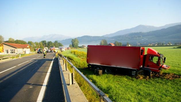 (Bild: Freiwillige Feuerwehr Spittal an der Drau)