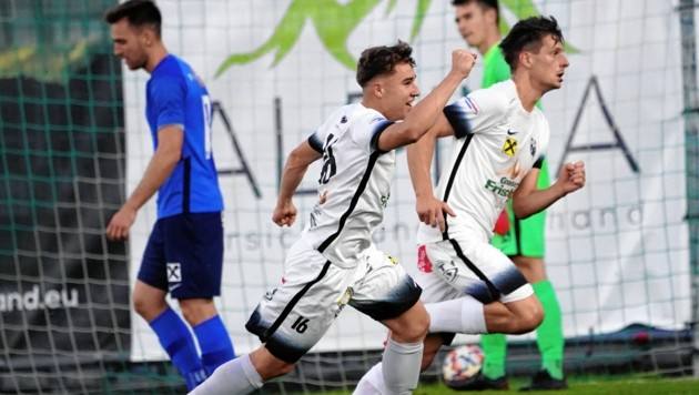 Kann Gnas am Freitag in der Landesliga über den ersten Sieg jubeln? (Bild: Pail Sepp)
