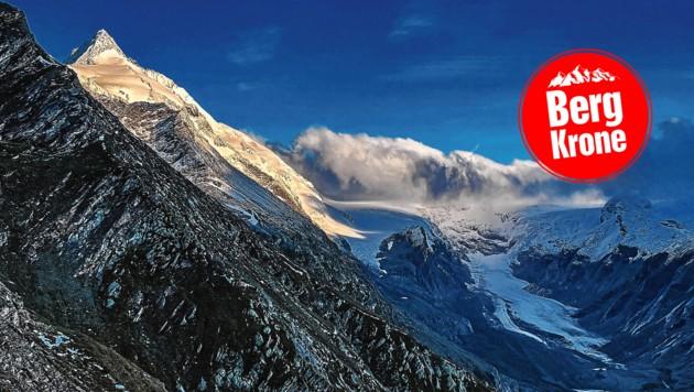 Der Großglockner, der höchste Berg Österreichs (Bild: Hannes Wallner)