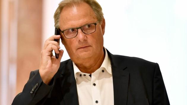 Gerhard Milletich (Bild: APA/BARBARA GINDL)